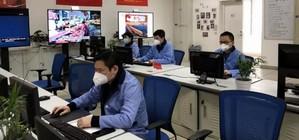 防疫战实况:武汉电信全员在行动!