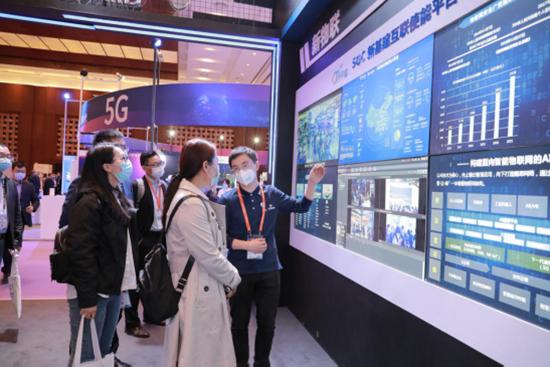 """北展新闻稿:中国电信全面升级物联网开放平台,以AI、视频构筑""""超强大脑"""" 为数字经济注入""""创新""""动能733.png"""